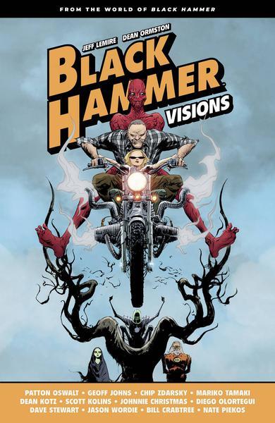 BLACK HAMMER VISIONS HC 01