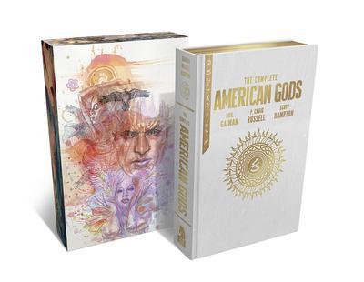 COMPLETE AMERICAN GODS HC 01