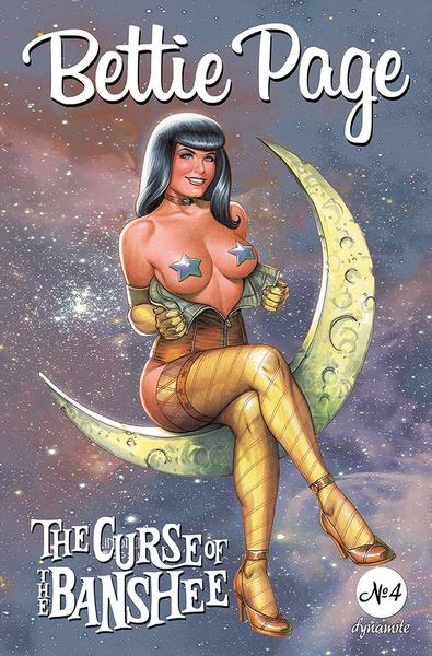BETTIE PAGE & CURSE OF THE BANSHEE