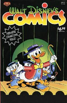 WALT DISNEYS COMICS AND STORIES (Boom)
