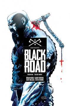 BLACK ROAD TP 01