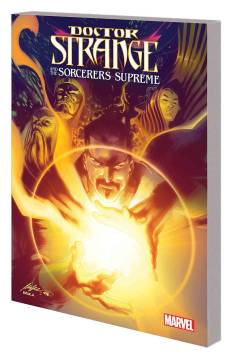 DOCTOR STRANGE AND SORCERERS SUPREME TP 01 OUT OF TIME