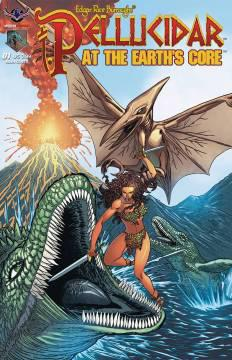 PELLUCIDAR AT EARTHS CORE