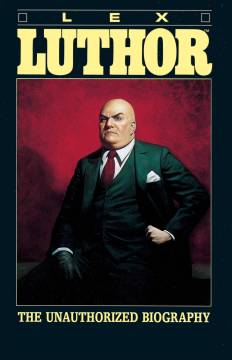 SUPERMAN PRESIDENT LUTHOR TP