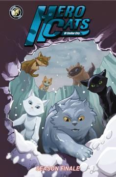 HERO CATS TP 07 SEASON FINALE