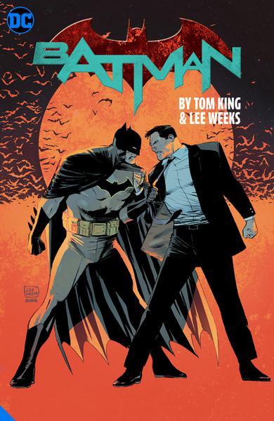 BATMAN BY TOM KING & LEE WEEKS DELUXE HC