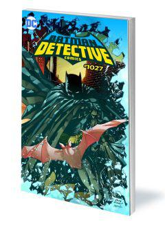 DETECTIVE COMICS # 1027 DELUXE HC