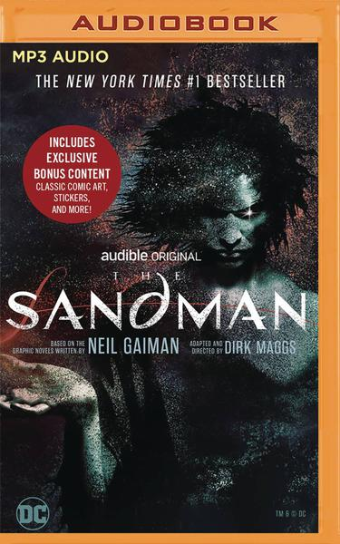 SANDMAN AUDIO BOOK MP3 VOL 01