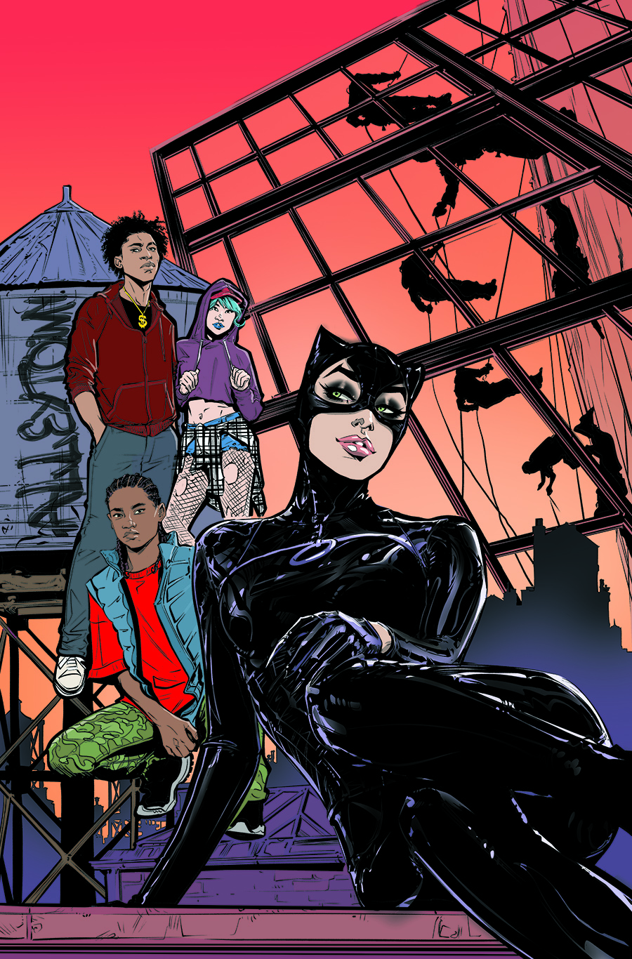 CATWOMAN TP 04 COME HOME ALLEY CAT
