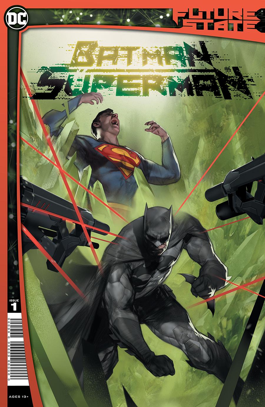 FUTURE STATE BATMAN SUPERMAN