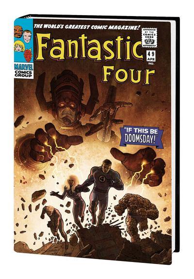 FANTASTIC FOUR OMNIBUS HC 02