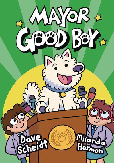 MAYOR GOOD BOY TP 01