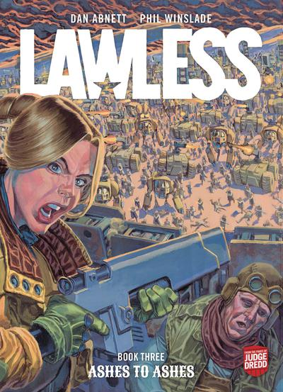 LAWLESS TP ASHES TO ASHES
