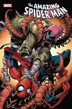 DF AMAZING SPIDERMAN #73 SPENCER SGN