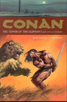 CONAN TP 03 TOWER OF THE ELEPHANT & STORIES