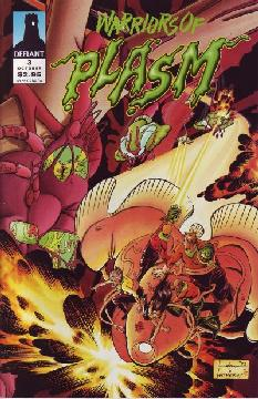 WARRIORS OF PLASM