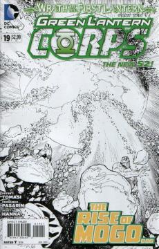 GREEN LANTERN CORPS II (1-40)