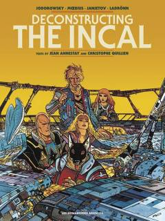 DECONSTRUCTING THE INCAL HC