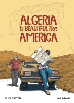 ALGERIA IS BEAUTIFUL LIKE AMERICA HC
