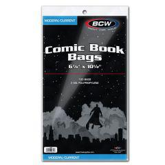 COMIC BAGS CURRENT BCW Polypropylene
