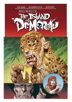 HG WELLS THE ISLAND OF DR MOREAU