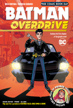 FCBD 2020 DC MIDDLE GRADE GRAPHIC NOVELS