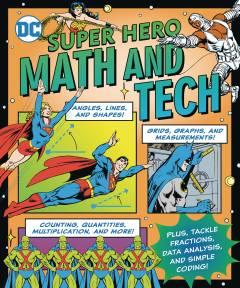 DC SUPER HERO MATH & TECH SC