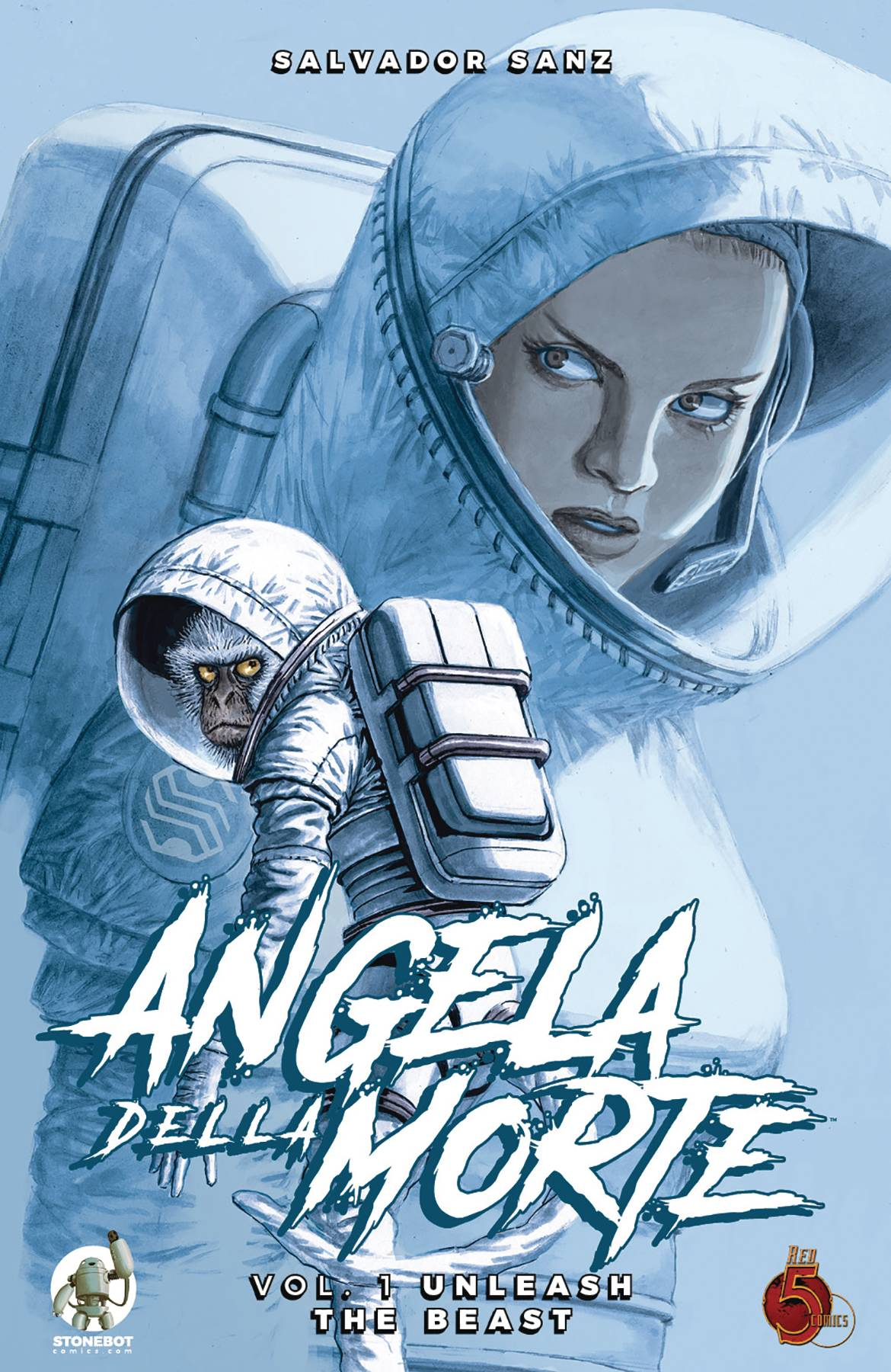 ANGELA DELLA MORTE TP 01 UNLEASH THE BEAST