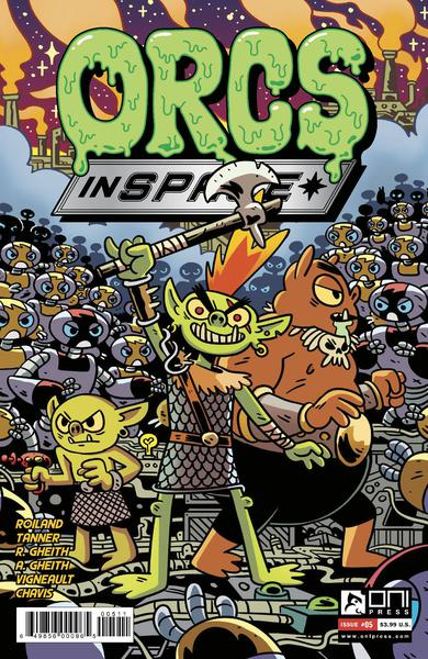 ORCS IN SPACE