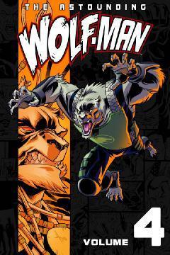 ASTOUNDING WOLF MAN TP 04