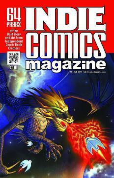 INDIE COMICS MAGAZINE