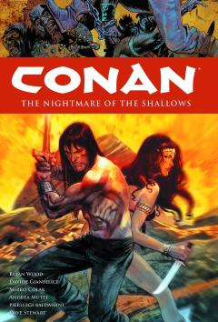 CONAN TP 15 NIGHTMARE OF SHALLOWS