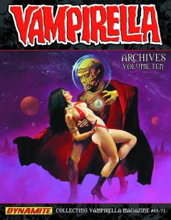 VAMPIRELLA ARCHIVES HC 10