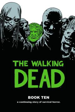 WALKING DEAD HC 10