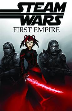STEAM WARS FIRST EMPIRE