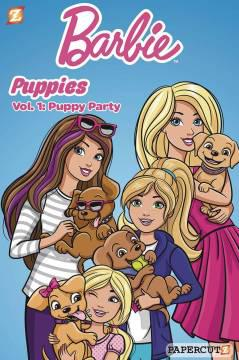 BARBIE PUPPIES TP 01 PUPPY PARTY