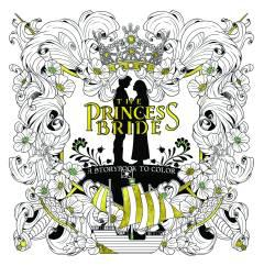 PRINCESS BRIDE A STORYBOOK TO COLOR TP