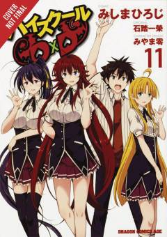 HIGH SCHOOL DXD GN 11