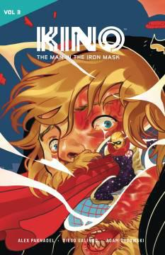 CATALYST PRIME KINO TP 03 MAN IN IRON MASK