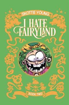I HATE FAIRYLAND DLX HC 02