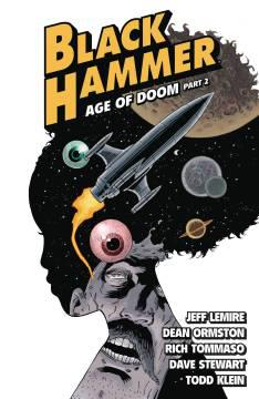 BLACK HAMMER TP 04 AGE OF DOOM PART II