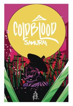 COLD BLOOD SAMURAI TP 01