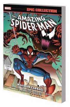 AMAZING SPIDER-MAN EPIC COLLECTION TP 25 MAXIMUM CARNAGE
