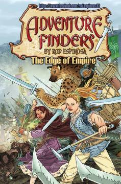 ADVENTURE FINDERS EDGE OF EMPIRE TP