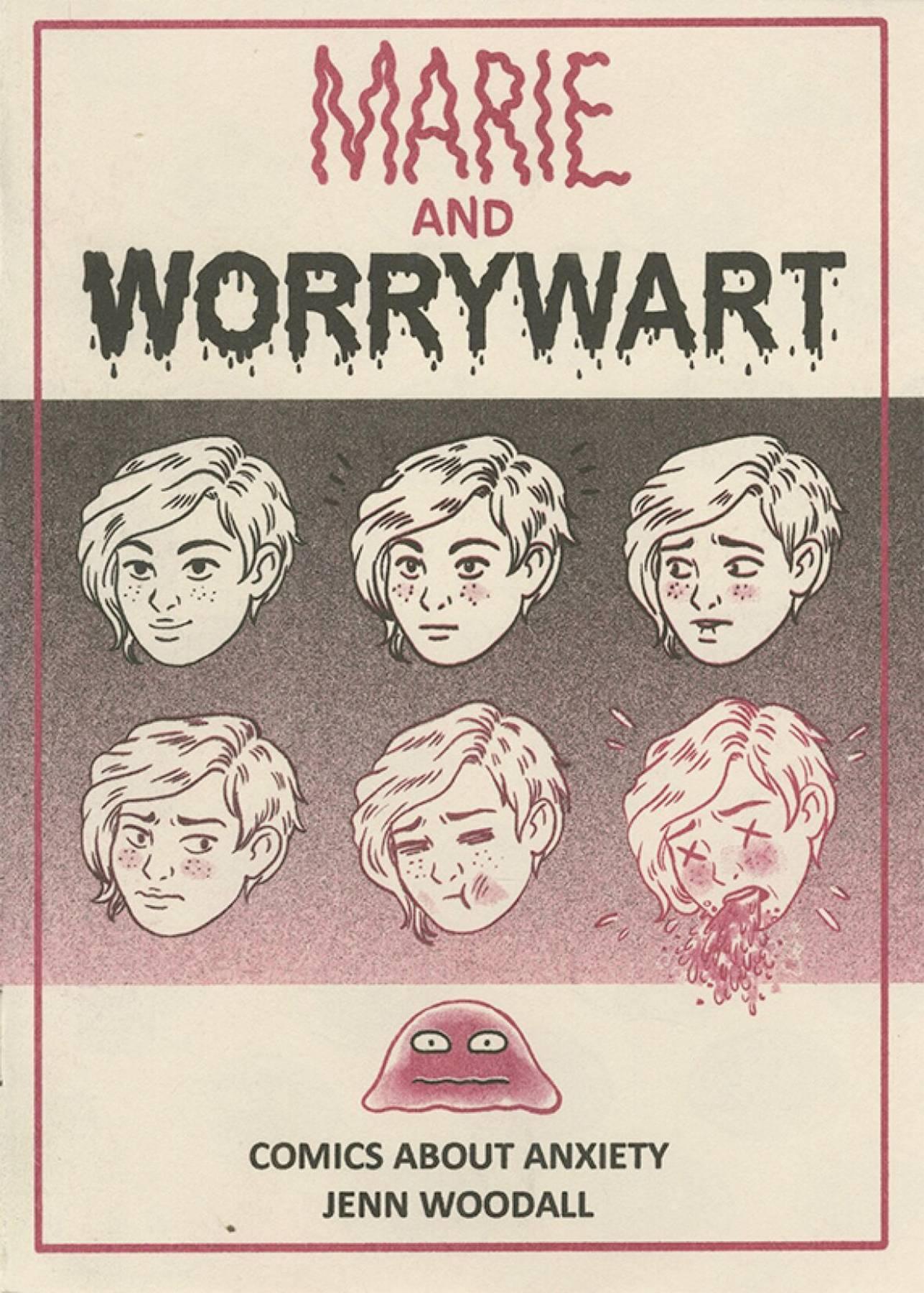 MARIE & WORRYWART TP