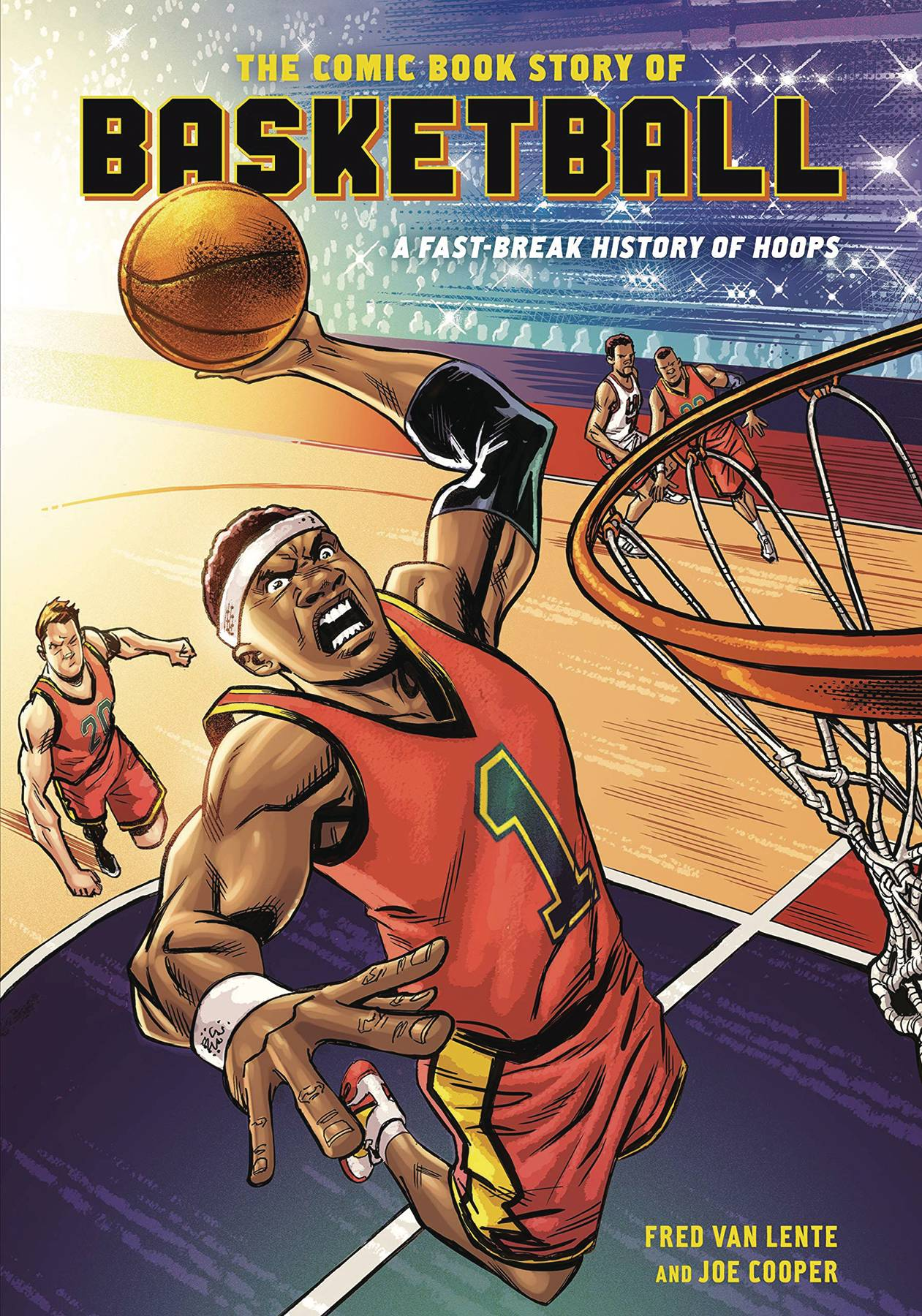 COMIC BOOK STORY OF BASKETBALL TP