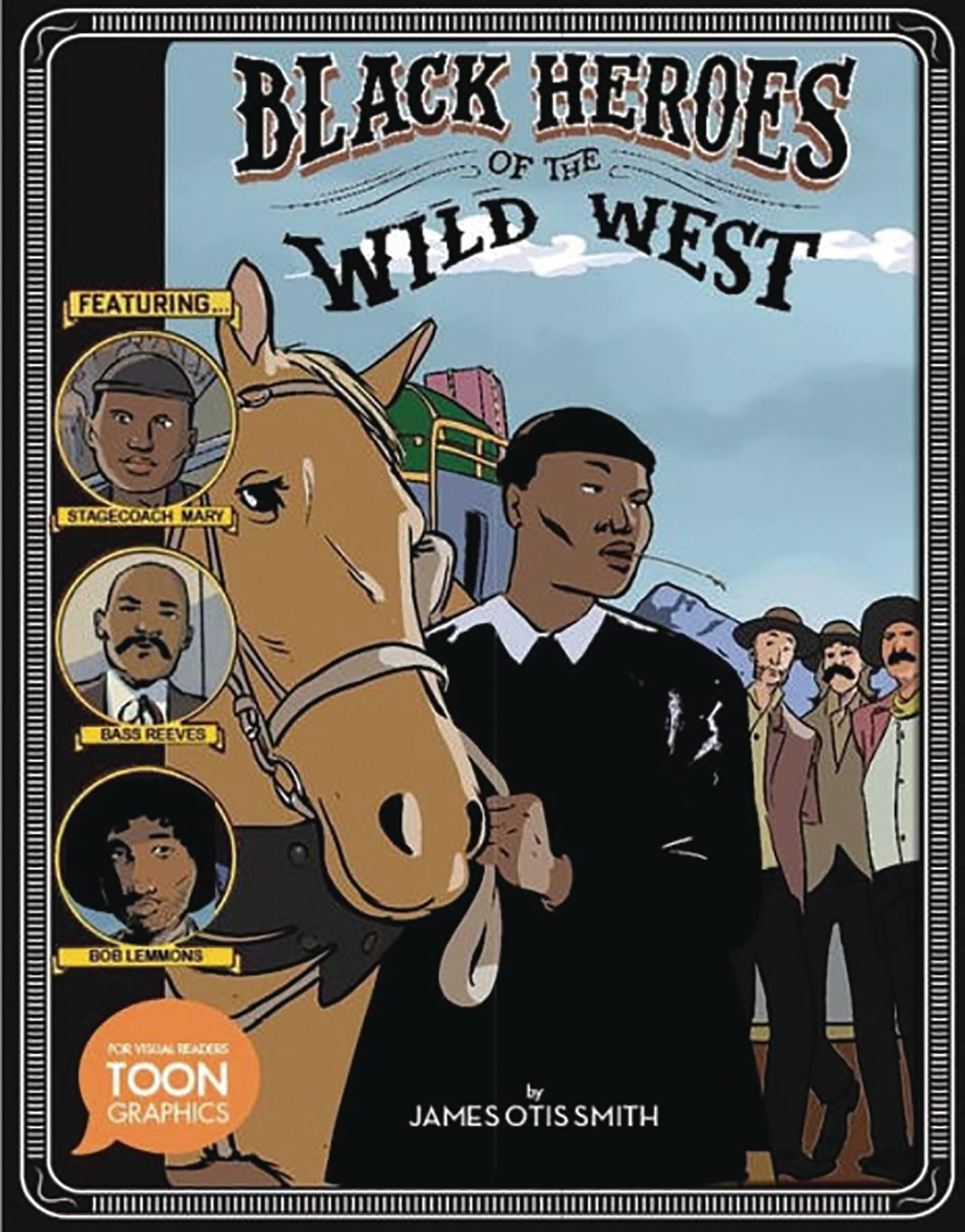 BLACK HEROES OF WILD WEST TP