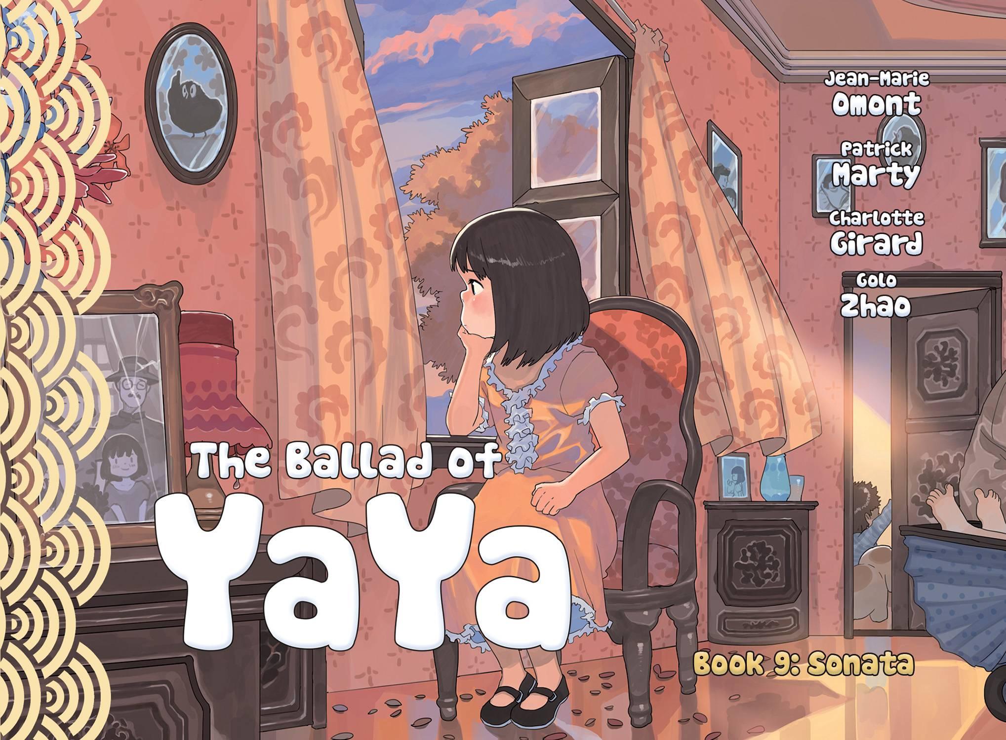 BALLAD OF YAYA GN 09 SONATA
