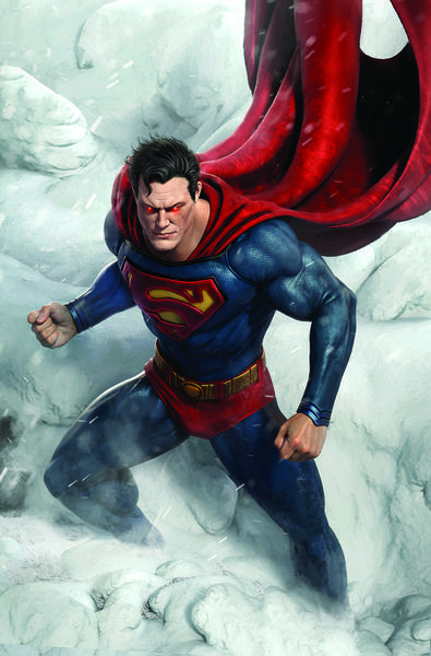SUPERMAN ENDLESS WINTER SPECIAL