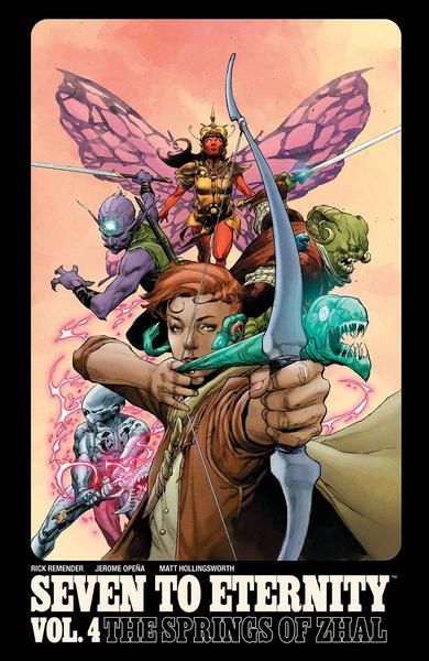 SEVEN TO ETERNITY TP 04
